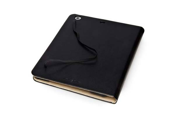 Moleskine Tablet Cover for iPad Air with Volant Reporter Notebook