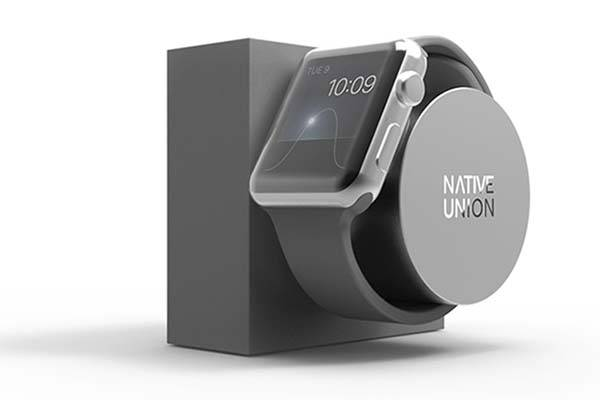 Native Union Dock Apple Watch Docking Station
