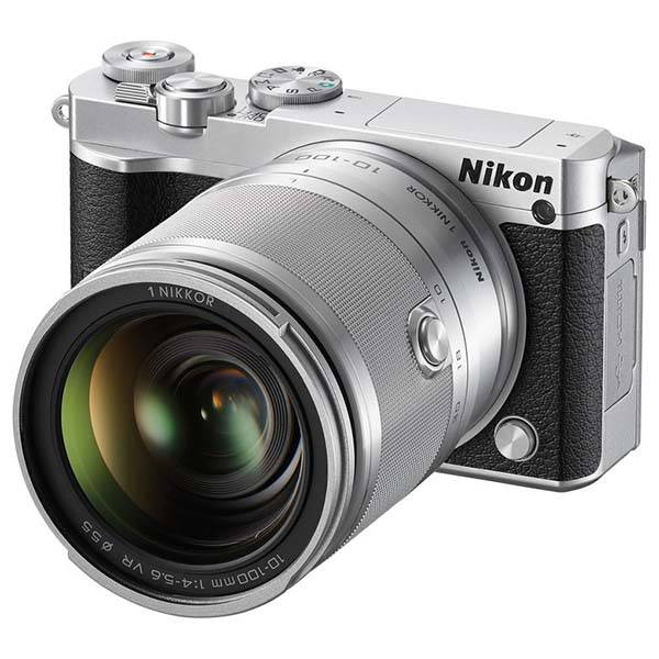 Nikon 1 J5 Interchangeable Lens Mirrorless Camera