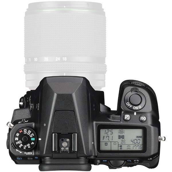 Ricoh Pentax K-3 II DSLR Camera