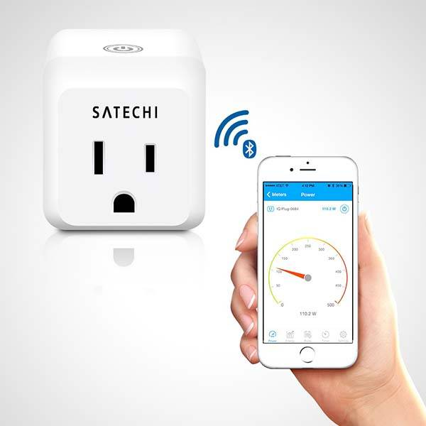 Satechi IQ Plug Bluetooth Smart Outlet