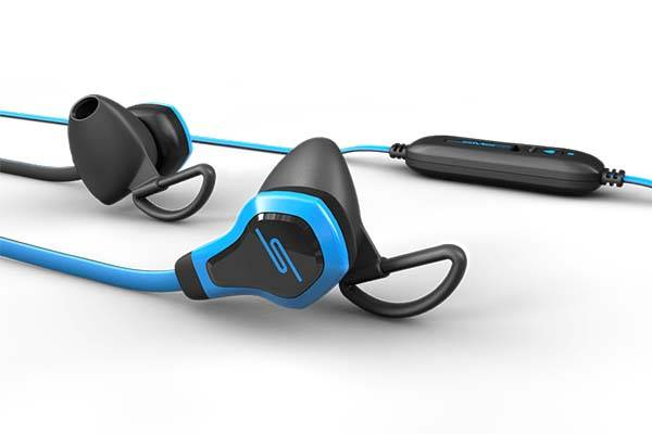 SMS Audio BioSport In-Ear Headphones with Heart Rate Monitor