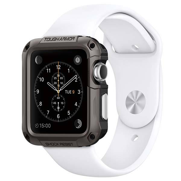 Spigen Tough Armor Apple Watch Case Gadgetsin