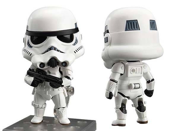 Star Wars Nendoroid Stormtrooper Action Figure