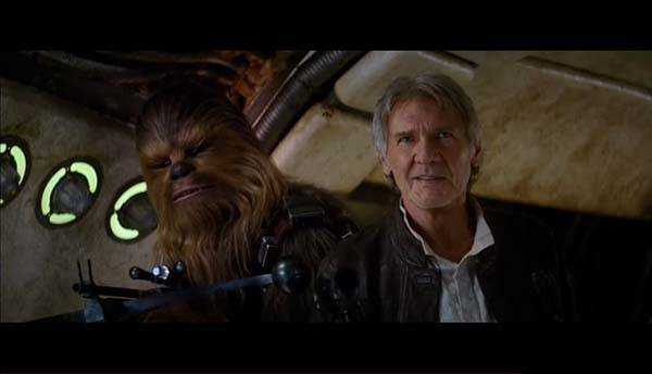 Star Wars: The Force Awakens Movie Trailers