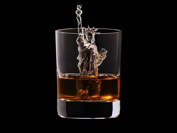 The Awesome CNC Milled Ice Cubes