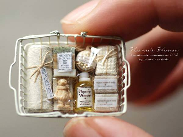 The Gorgeous Tiny Food Miniatures Feast Your Eyes