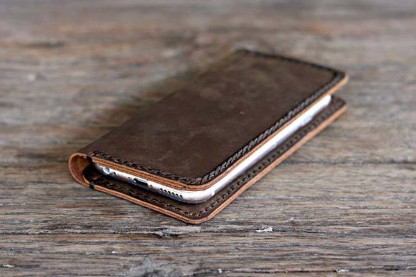 The Handmade Wallet iPhone 6 and iPhone 6 Plus Cases