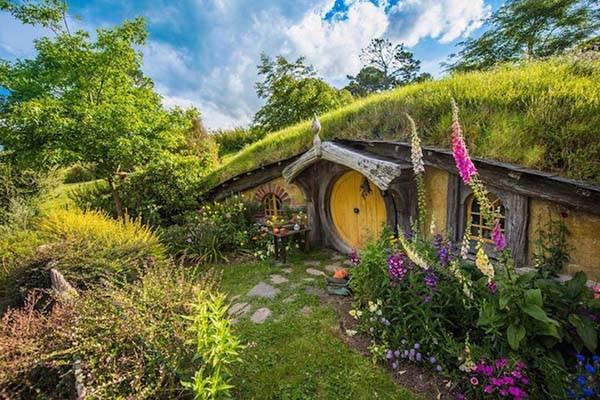 Hobbit Movie Tour New Zesland