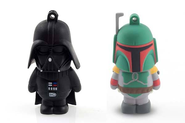 Tribe Star Wars Character USB Flash Drives