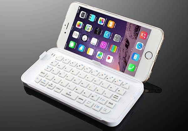 The ultra thin mini bluetooth keyboard for iphone 6 plus for Bluetooth projector for iphone 6
