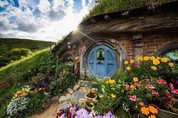 The Real-Life Hobbiton in New Zealand