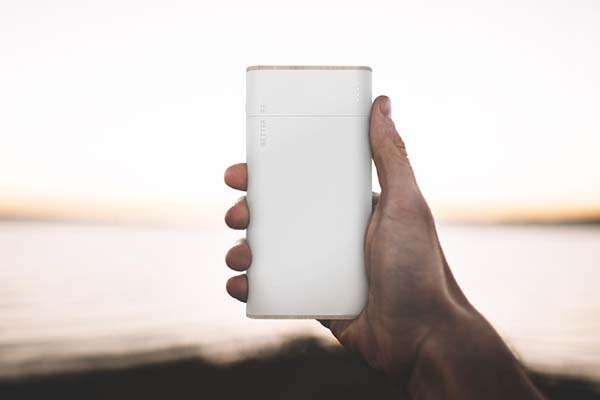 Better Re Upcycling Power Bank Utilizes Phone Batteries