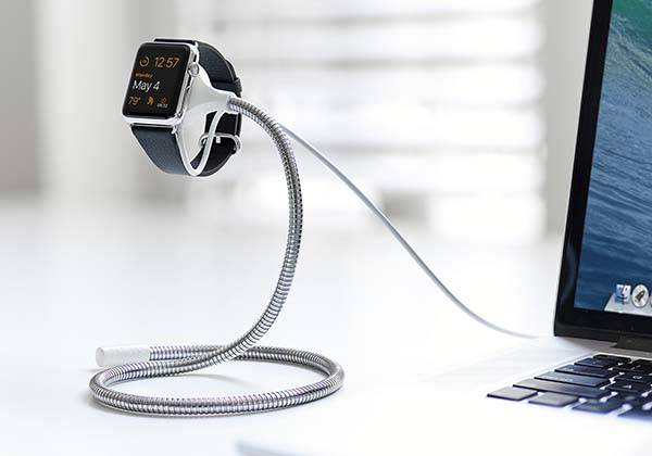 Bobine Watch Flexible Apple Watch Charging Stand
