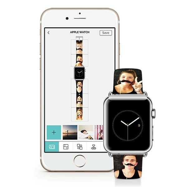 Casetify Lets You Design Your Own Apple Watch Bands