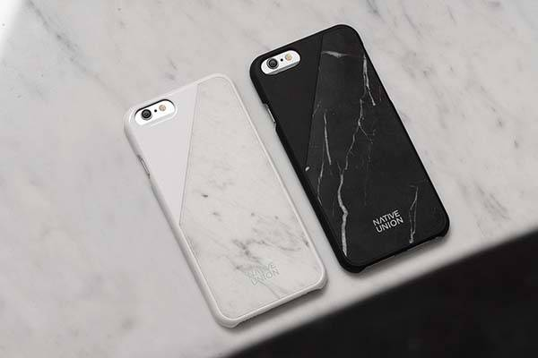 Native Union Clic Marble Iphone 6 Case Gadgetsin