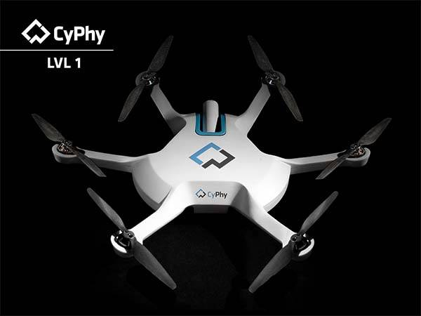 CyPhy LVL 1 Flying Drone Offers Steadier Flight