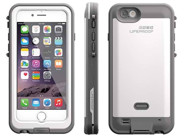 Lifeproof FRĒ Power Waterproof iPhone 6 Battery Case