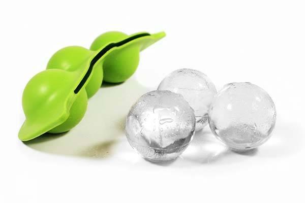 Frozen Peas Ice Cube Tray