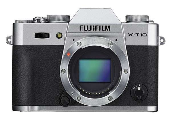 Fujifilm X-T10 Interchangeable Lens Mirrorless Camera