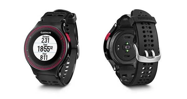 Garmin Forerunner 225 GPS Running Watch with Heart Rate Monitor