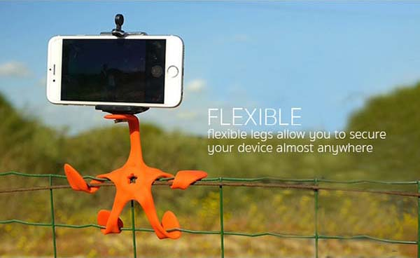 Gekkopod Flexible Camera and Phone Mount