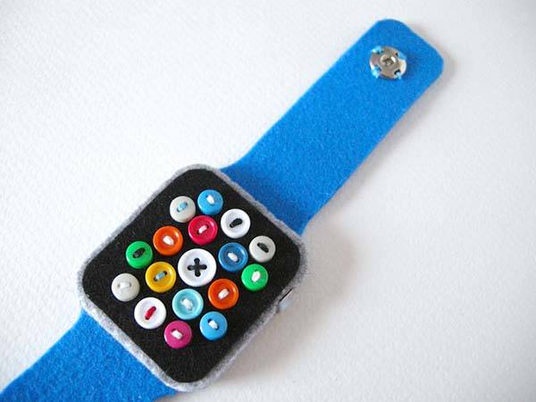 The Handmade Super Low-Tech Apple Watch Never Needs Charging