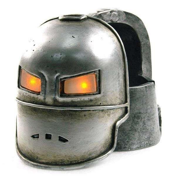 Iron Man Helmet Inspired Ashtray