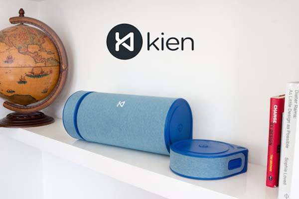 Kien Flexible and Modular Wireless Speaker System