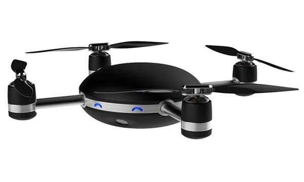 Lily Waterproof Flying Camera Drone