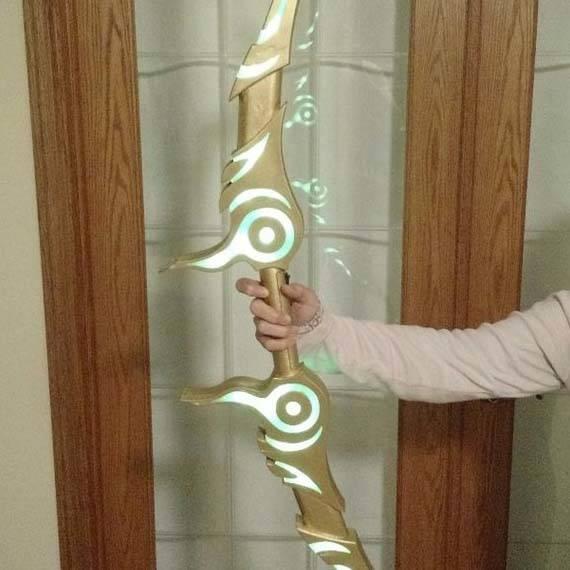Zelda's Bow Replica