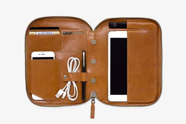 Mod Tablet 2 Leather Bag for Your iPad, iPhone and Other Accessories