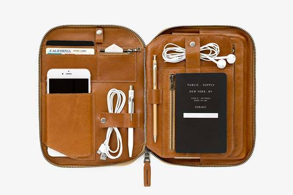 Mod Tablet 2 Leather Bag For Your Ipad Iphone And Other