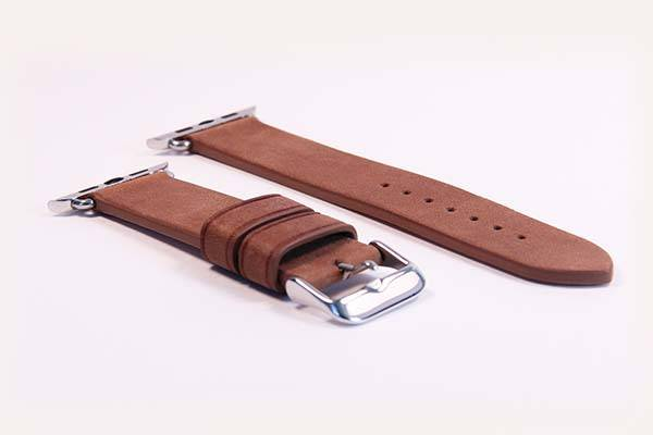 Monowear Apple Watch Bands Comes in Leather, Metal and Nylon