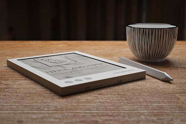 Noteslate Shiro is a Tablet for Handwriting and Drawing