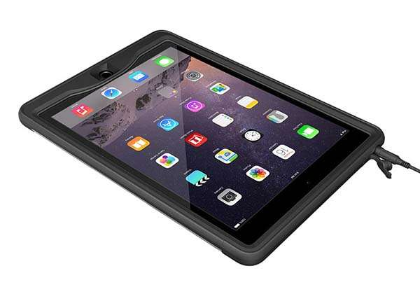 Lifeproof Nüüd Waterproof iPad Air 2 Case