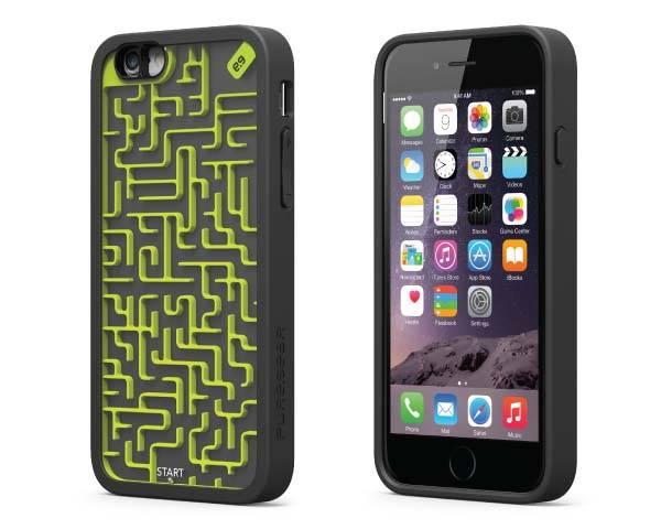 PureGear Amazing iPhone 6 Case with a Retro Maze Game