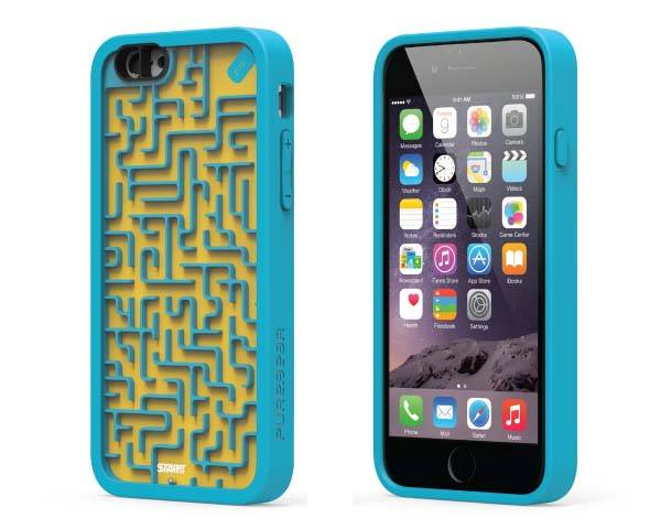 PureGear Amazing iPhone 6 Case with a Retro Maze Game