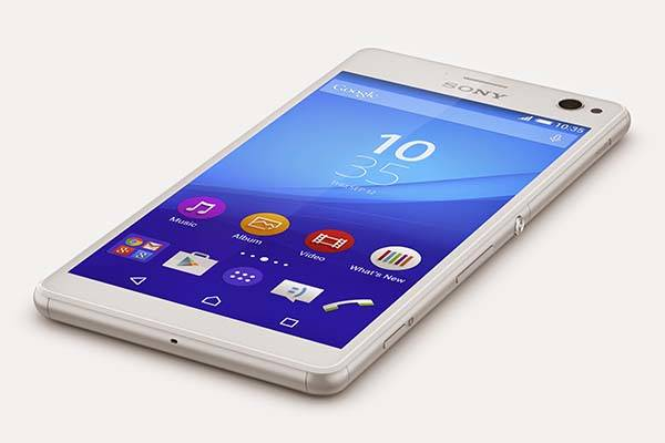 Sony Xperia C4 Android Phone Focuses on Perfect Selfies