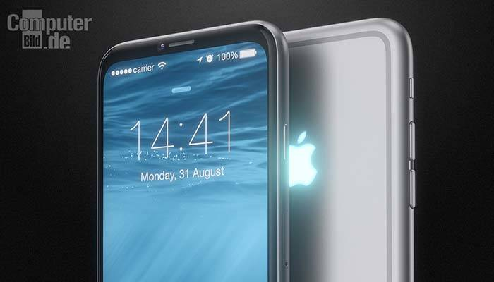 The Concept iPhone 7 Boasts a Digital Touch ID