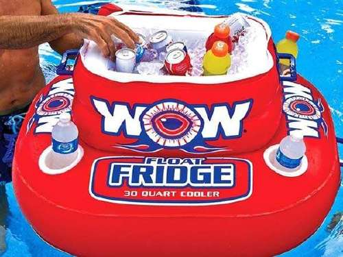 Float Fridge Cooler