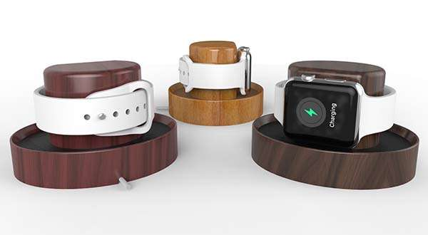 WatchCradle Apple Watch Charging Station