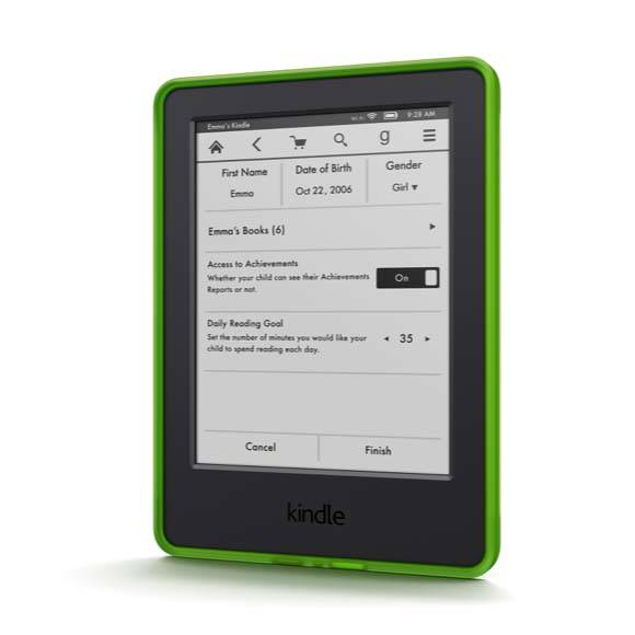 Amazon Kindle for Kids Bundle