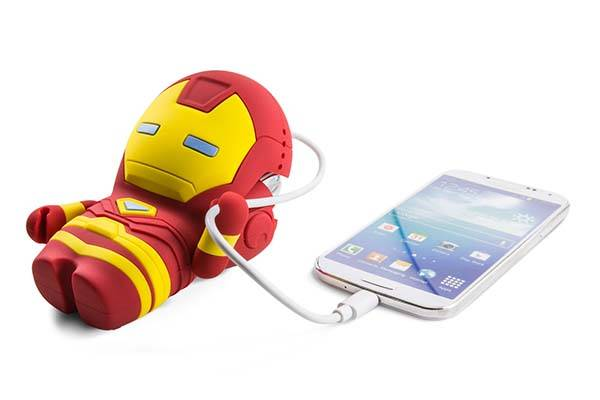 Bone Marvel Avengers Power Bank