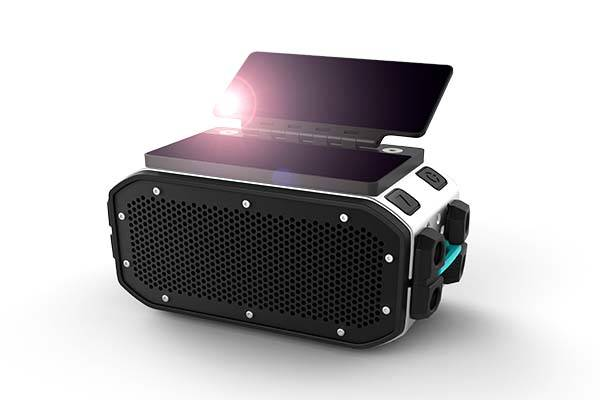 Braven Brv Pro Modular Waterproof Bluetooth Speaker