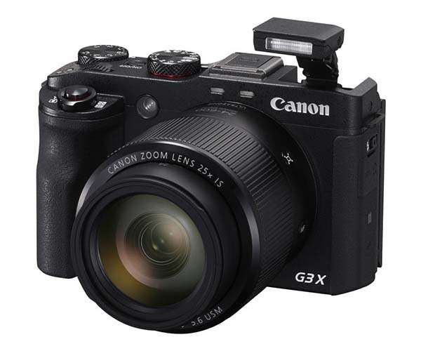 Canon PowerShot G3 X Compact Long Zoom Camera