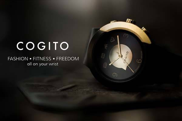 COGITO FIT Connected Watch with Activity Monitor