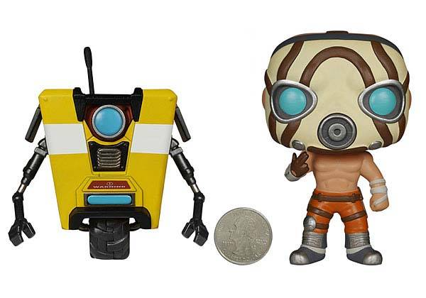 Funko Borderlands POP Vinyl Figure Series