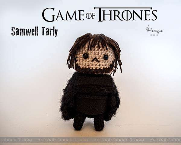 Game of Thrones Inspired Amigurumi Dolls