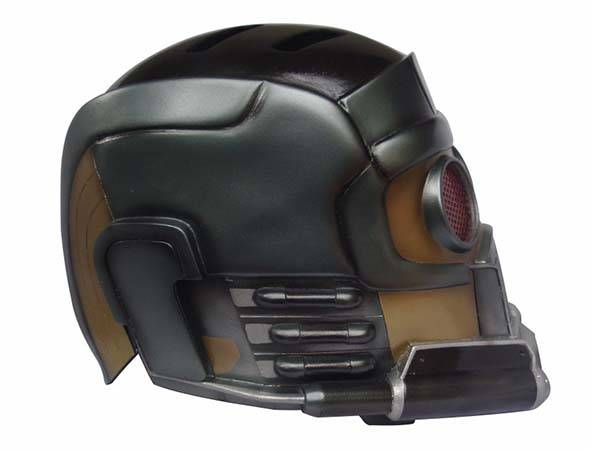 The Handmade Starlord Inspired Paintball Helmet
